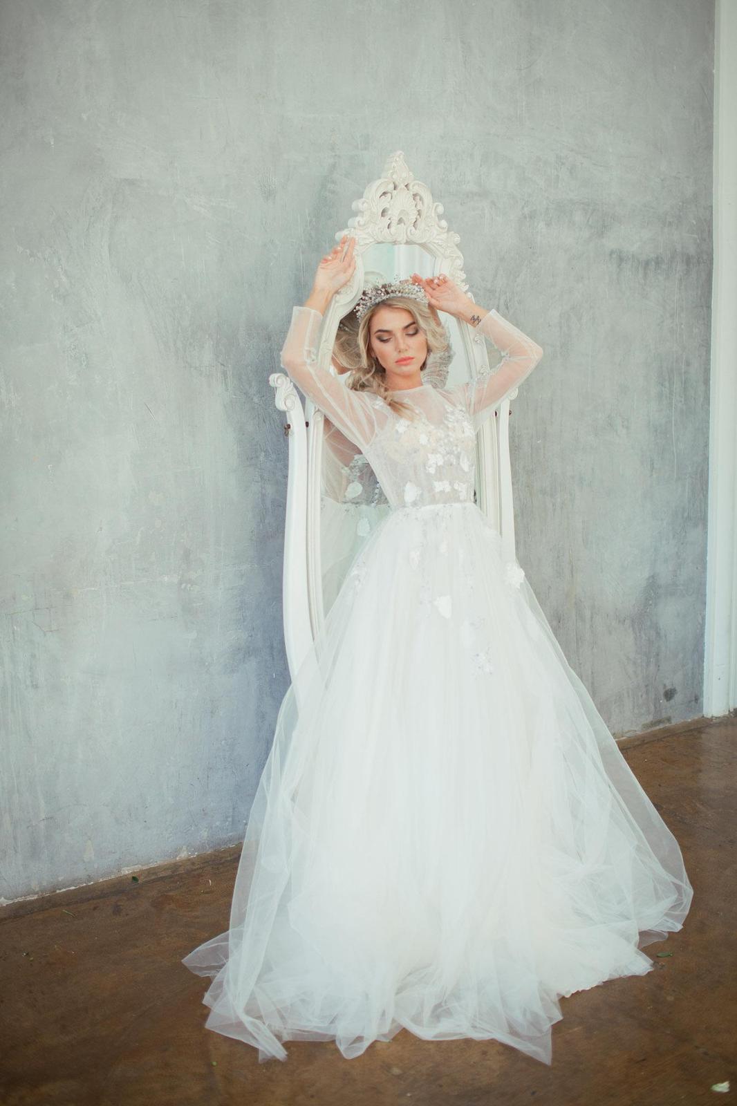 Nevěsta jako víla - Alex Veil