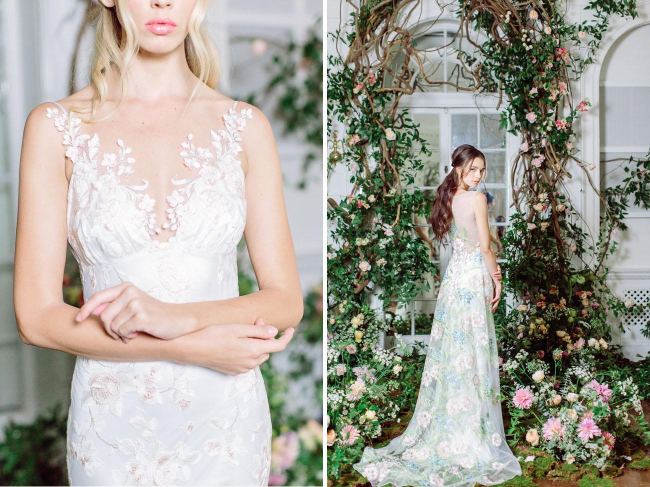 Nevěsta jako víla - Claire Pettibone