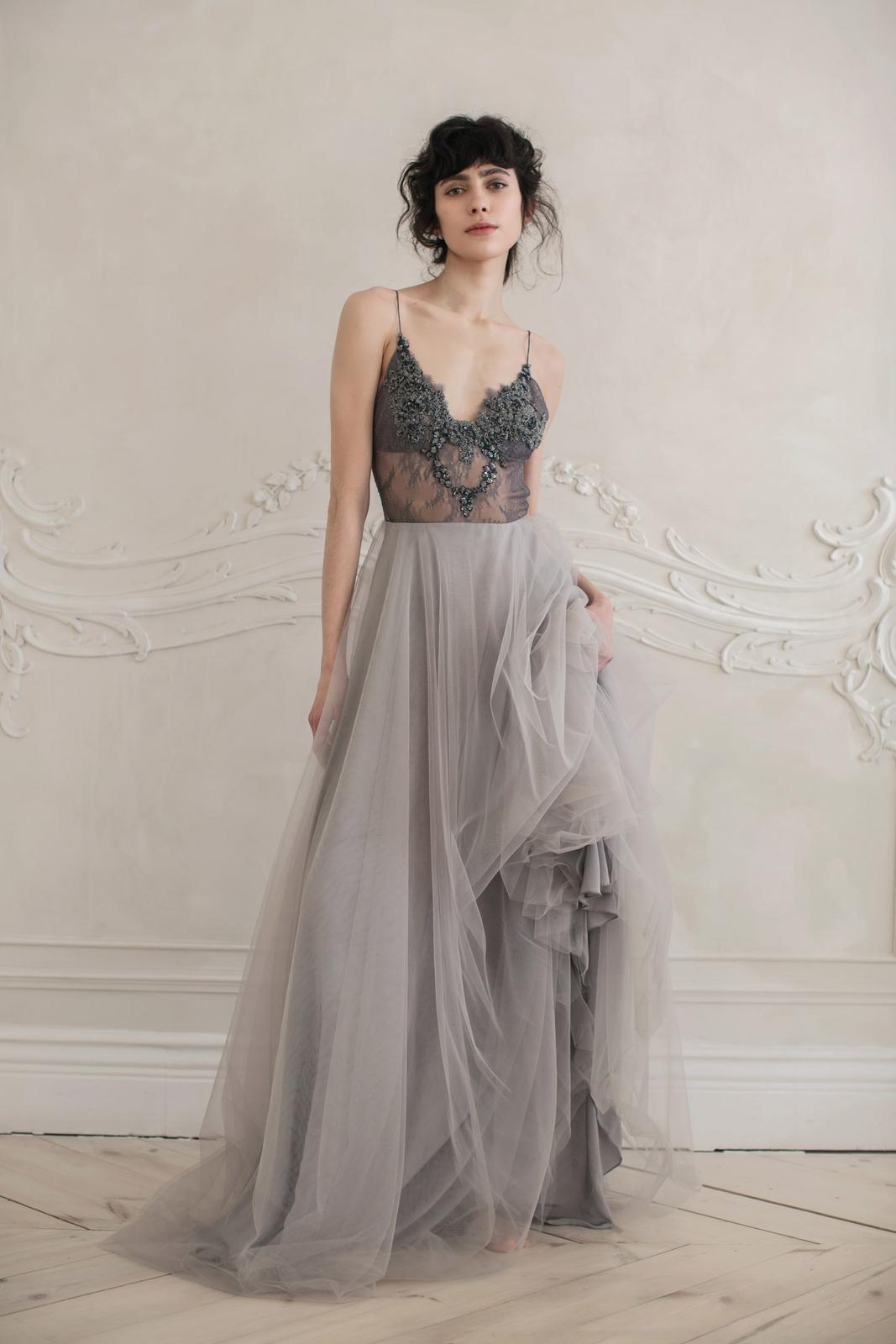 Nevěsta jako víla - BOUTON (Anastasia Ptica)