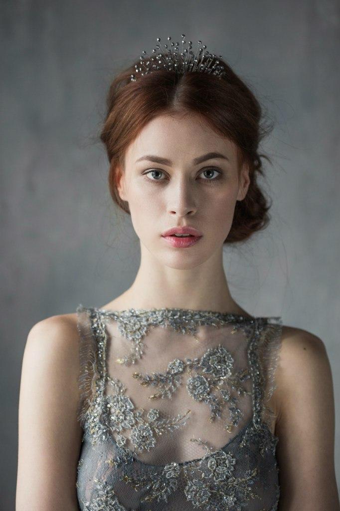 Nevěsta jako víla - OlgaDelice (šperky do vlasů)