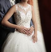 Svadobne saty - princezna, 36