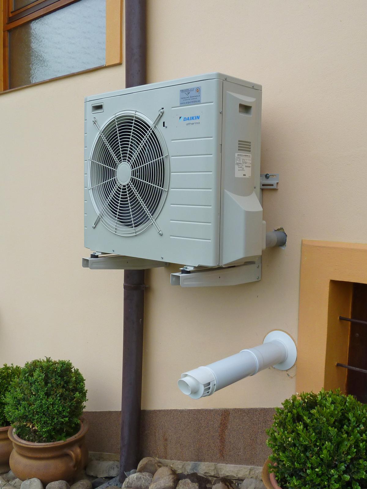 equinox - Hybridné tepelné čerpadlo