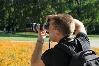 Náš fotograf Miro Pokorný