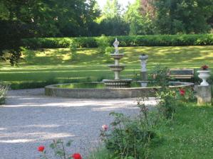 zámečná zahrada