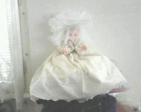 ušité šaty na míru příjmo na panenku
