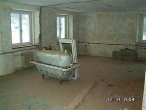 naše ložnice....