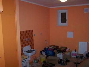 pracovní místnost alias prádelna,sušárna,žehlírna
