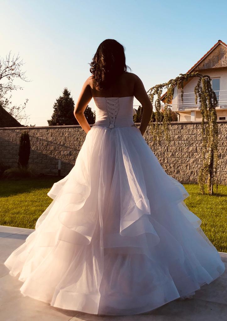 Svadobné šaty 38 - Obrázok č. 2