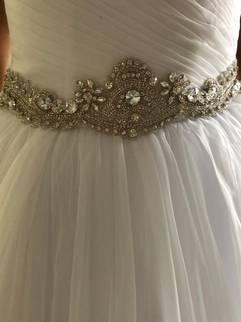 Svadobné šaty 38 - Obrázok č. 3