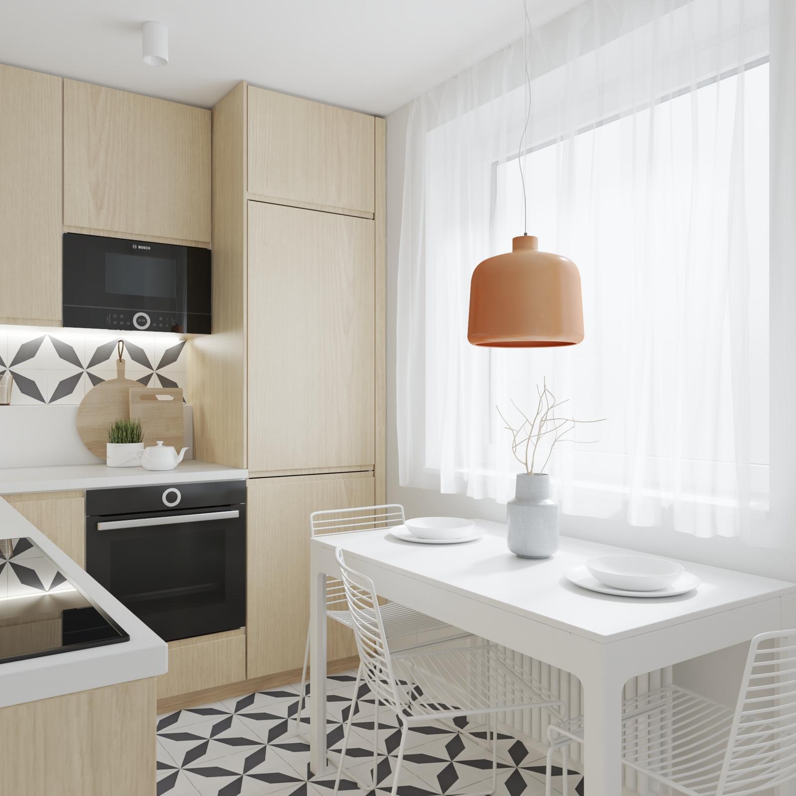 Dizajnovy návrh kuchyne - Obrázok č. 1