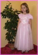 Další z osmi :-) moje neteř Kristýnka