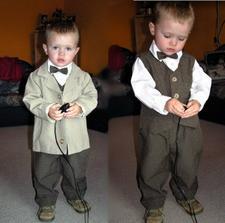 oblečky pro syna a bratra,podobné máme zajištěné