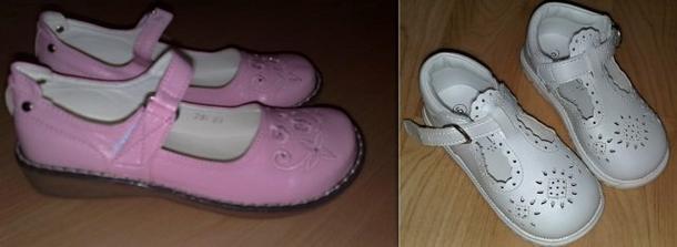 Botičky pro moje holčičky :-)