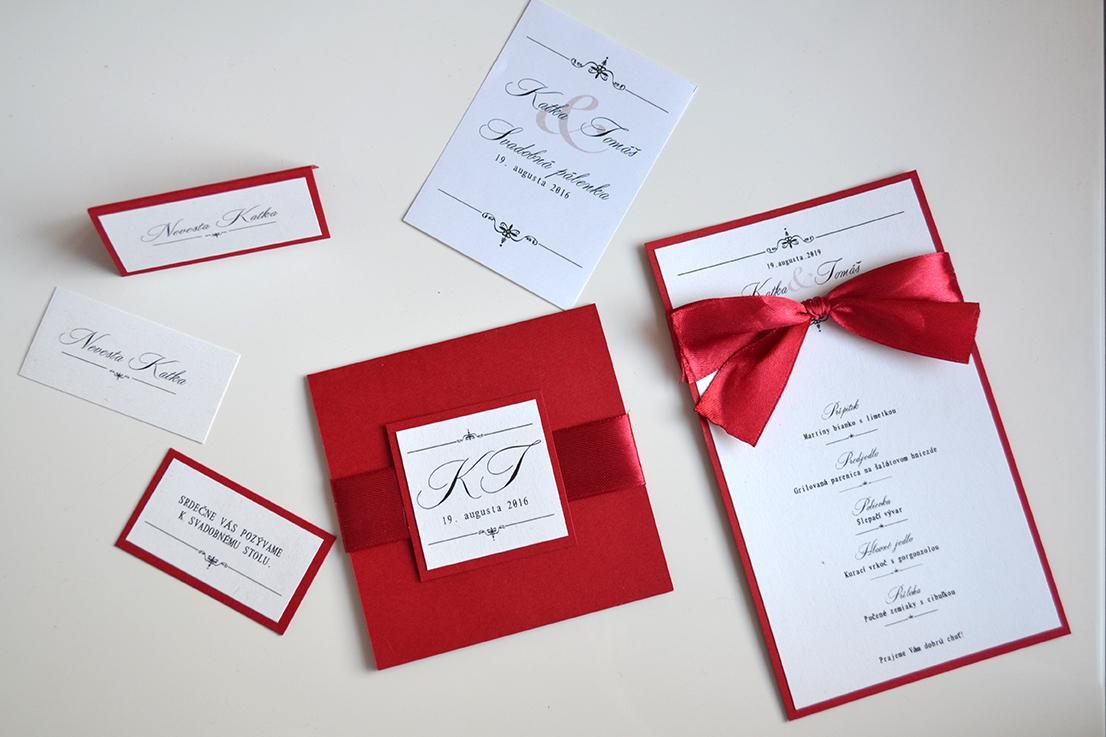 gl_spol_sro - Luxusné svadobné oznámenia - sety