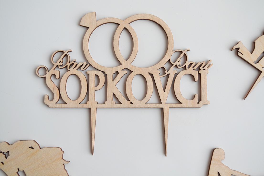 gl_spol_sro - Svadobný zápich do torty
