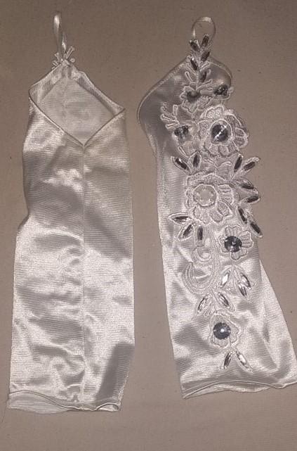 Biele princeznovské svadobné šaty - Obrázok č. 2