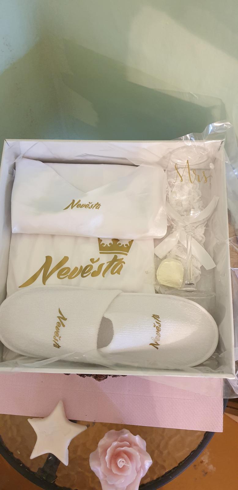 box pro nevěstu - Obrázek č. 1