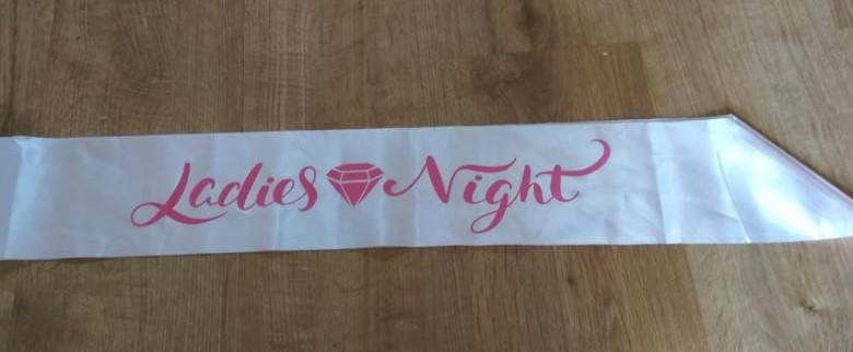 "Šerpa ""Ladies Night"" - Obrázok č. 1"