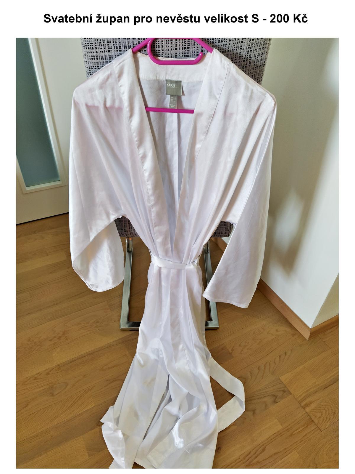 Župan pro nevěstu - Obrázek č. 1