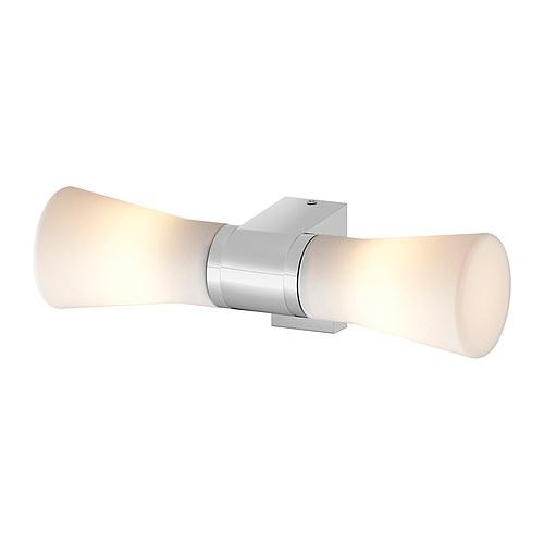 Koupelny - Světla do koupelny Ikea Savern
