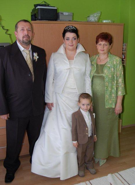 Zuzka Grešková{{_AND_}}Milanko Ďuriš - moja rodinka