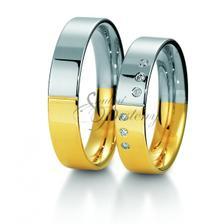 naše prstýnky ( na ruce vypadaji skvěle, líp než na fotce )