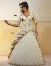 V bielom - moje svadobné šaty