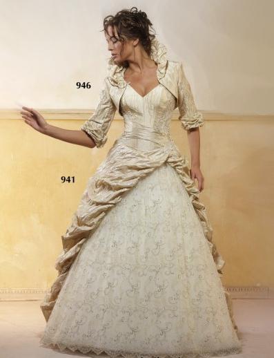 Z+M - V bielom - moje svadobné šaty