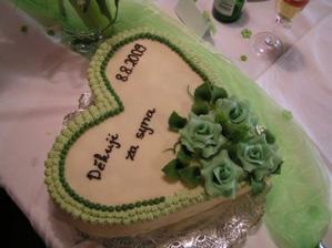 dort od nevěsty- výborný!