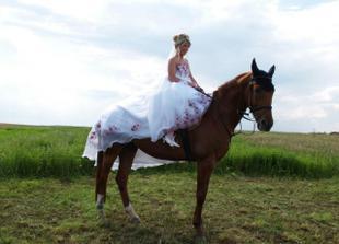 Mám ráda koně..... :-)