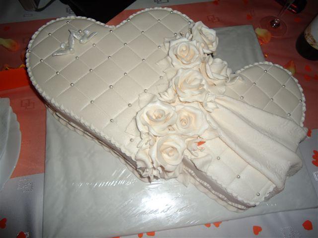 Gabika{{_AND_}}Maroš - torta od rodičov