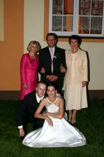Foto s rodičmi.