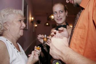 babička a jeji první tequila