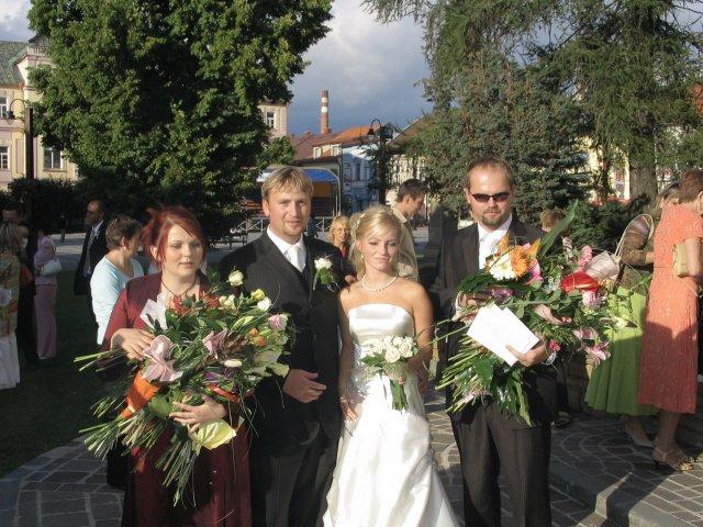 Veronika{{_AND_}}Majko - Naši svedkovia - Janka a Milan