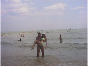 Svadobná cesta, august 2003