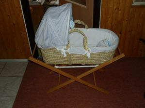 Košík pro miminko.