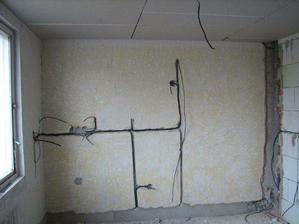 2007 - první patro, kuchyně