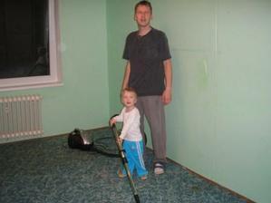 začíname s prípravou detskej izby