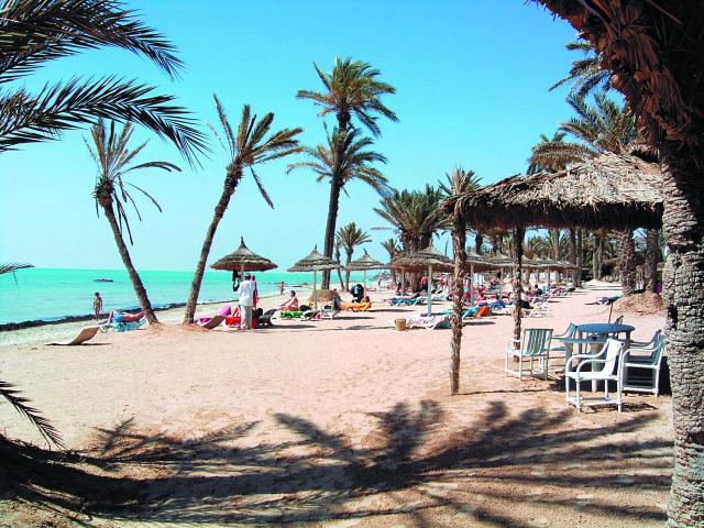 Silwietta - II. tip na svadobnu cestu - Tunis