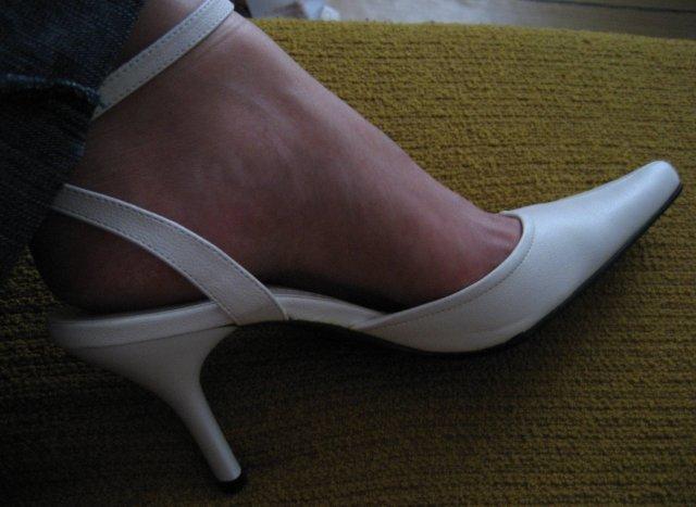 Silwietta - dobre sedia na nohe, no hlavne su pohodlne