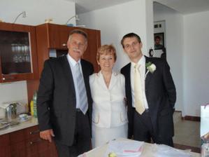 rodicia ženícha