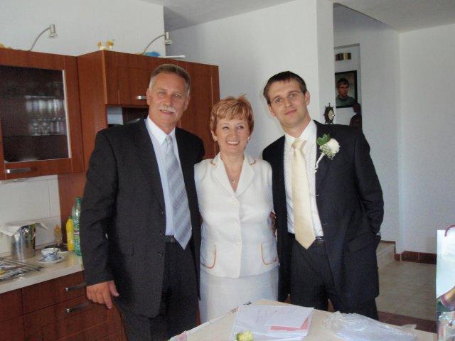 Katka{{_AND_}}Marek - rodicia ženícha