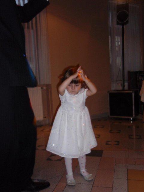 Katka{{_AND_}}Marek - everybody hands up!!! alebo najlepšia tanečníčka celej svadby