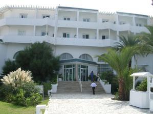 svadobná cesta Tunis