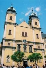 Piaristicky Kostol v Trencine