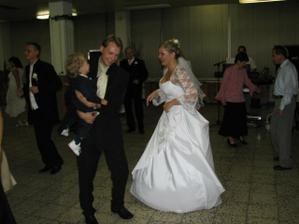 Najmladší tanečník