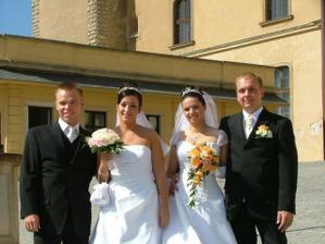 s Katkou a Tomášom