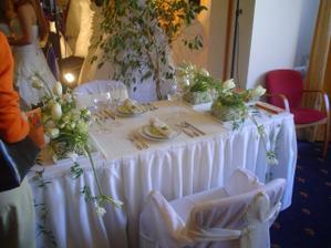 Také moc krásné - opět Svatební veletrh 10.2.2007
