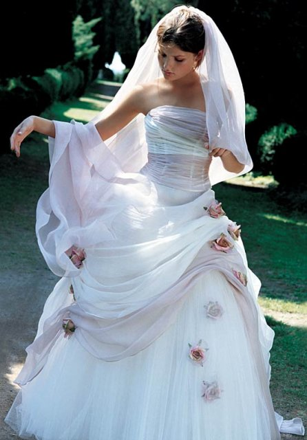 Moja fialova svadba - A tieto su nádherne