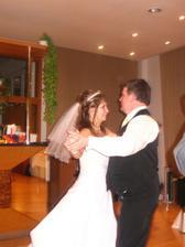 tanec s ockom